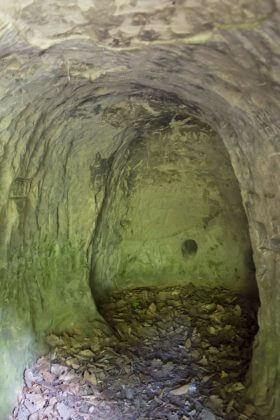 Комната во второй пещере