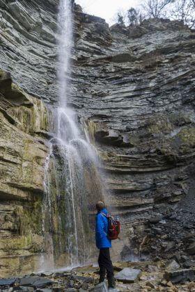 Водопад Прохаскин