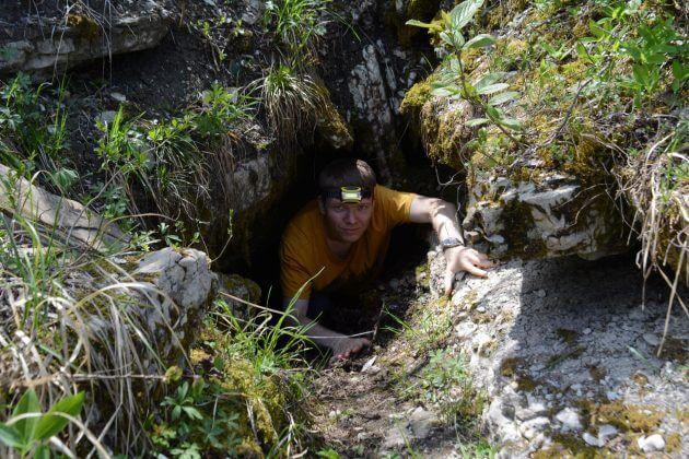Папайская пещера
