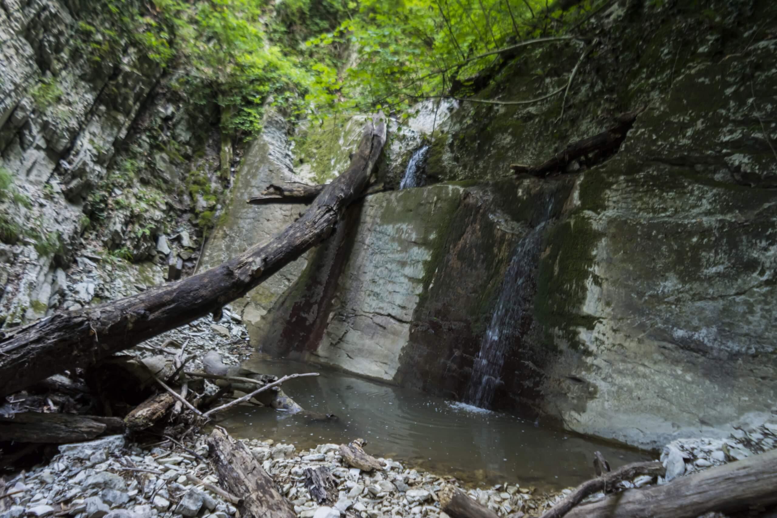 Водопад Почепсуха