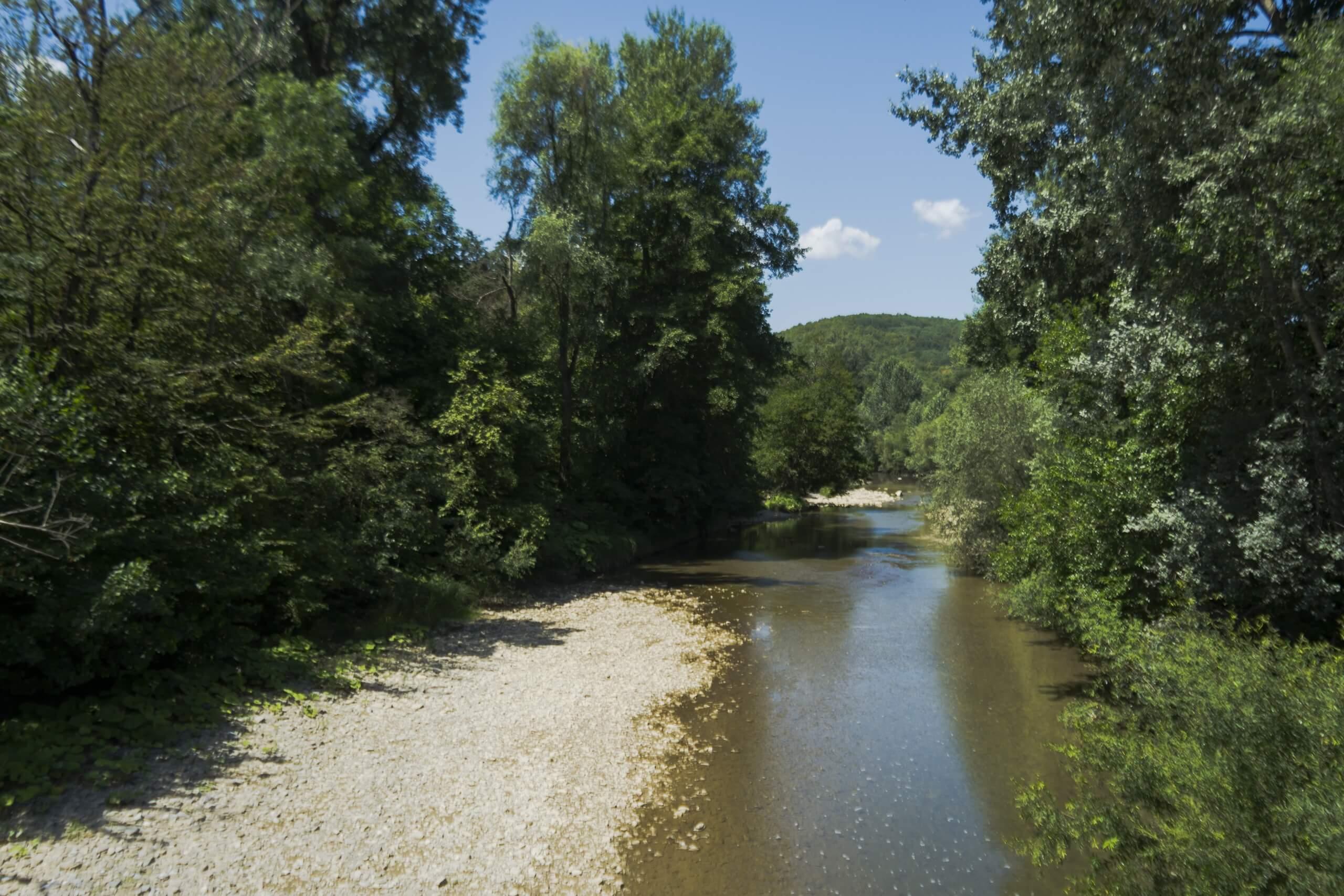 Река Псекупс