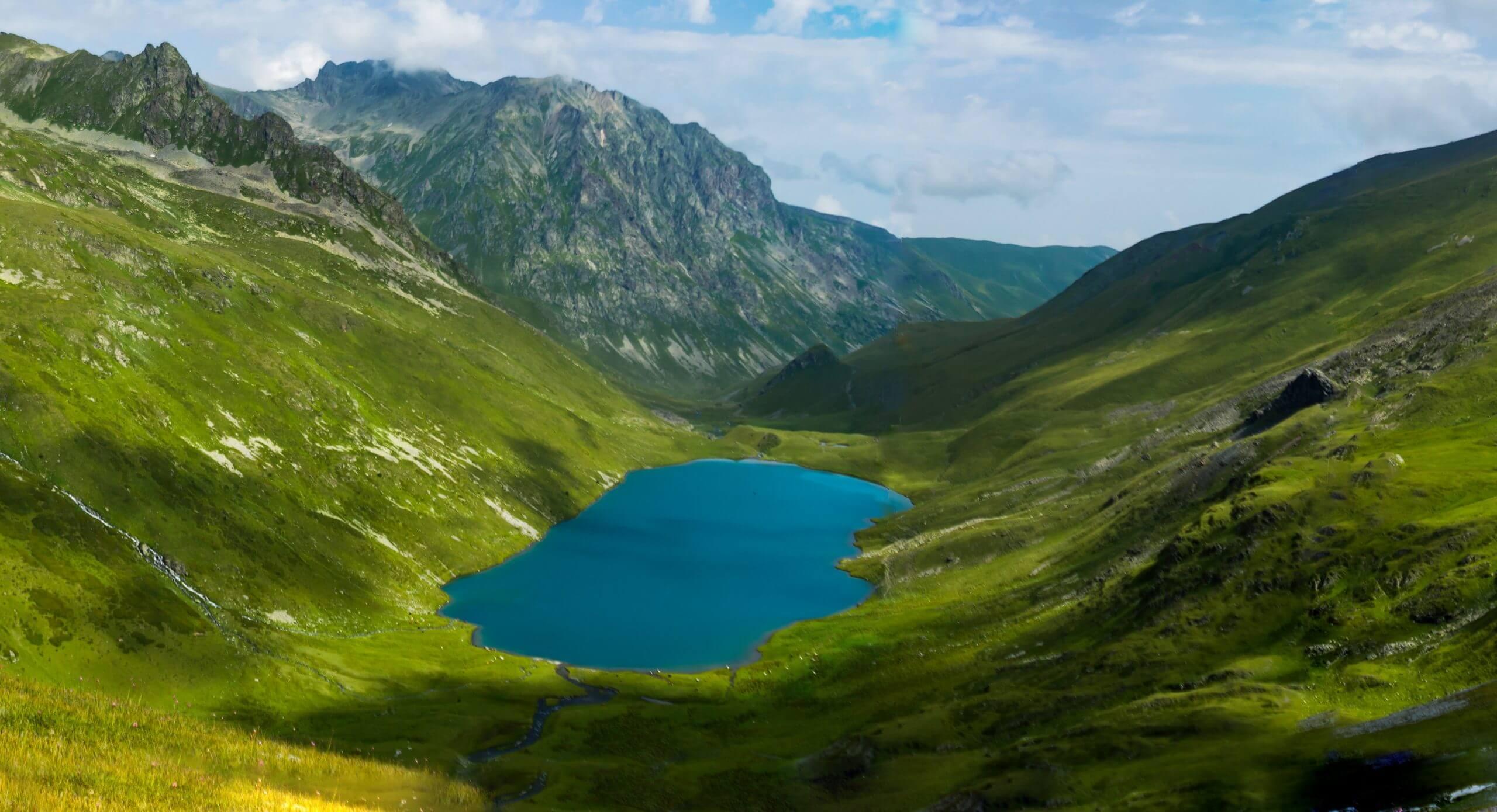 Озеро Кяфар