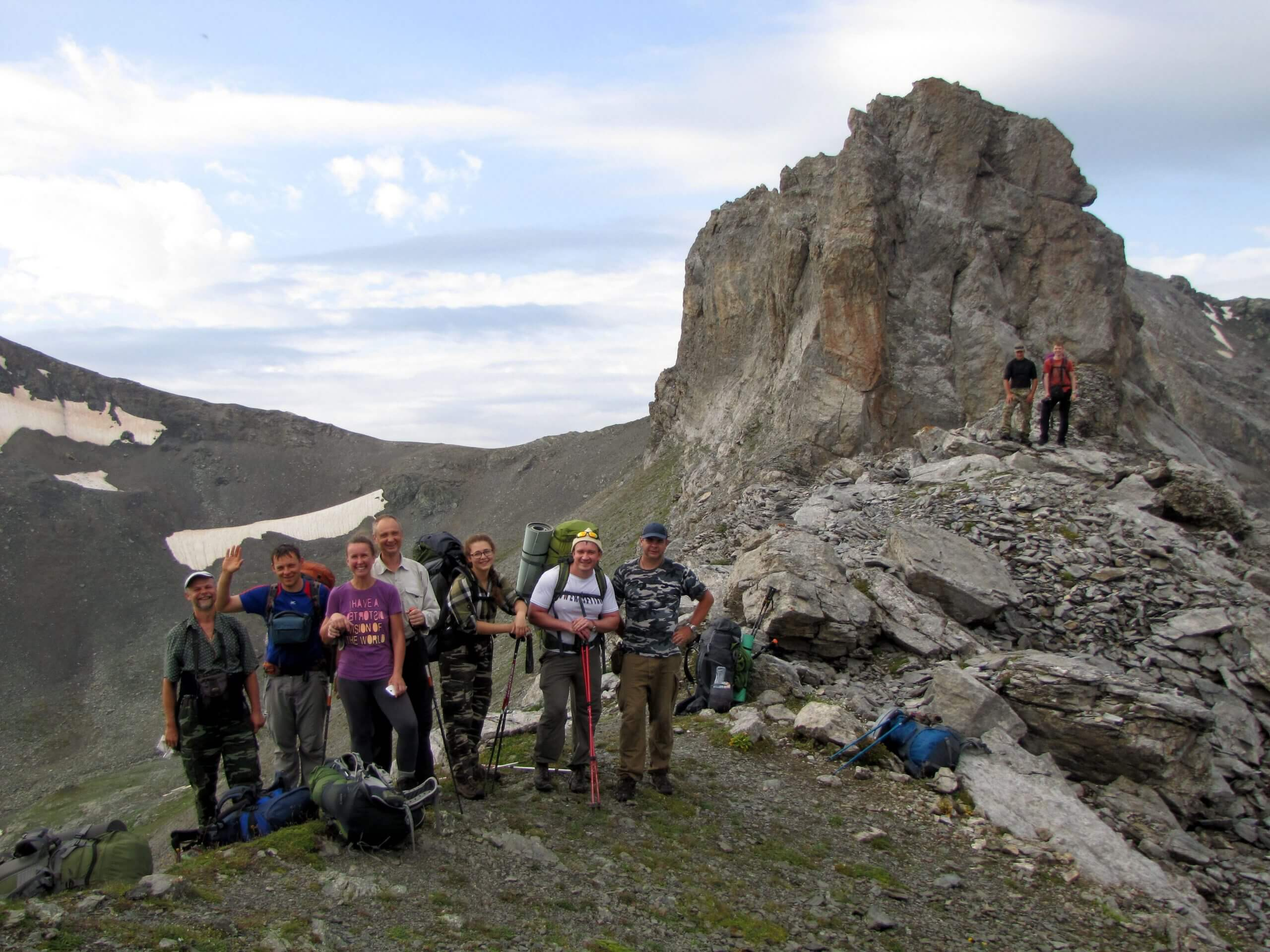 Перевал Агурский Северный(1 А, 2972 м)