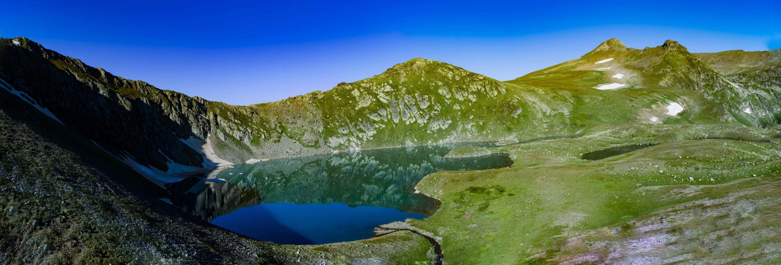 Озеро перевальное (Речепста)