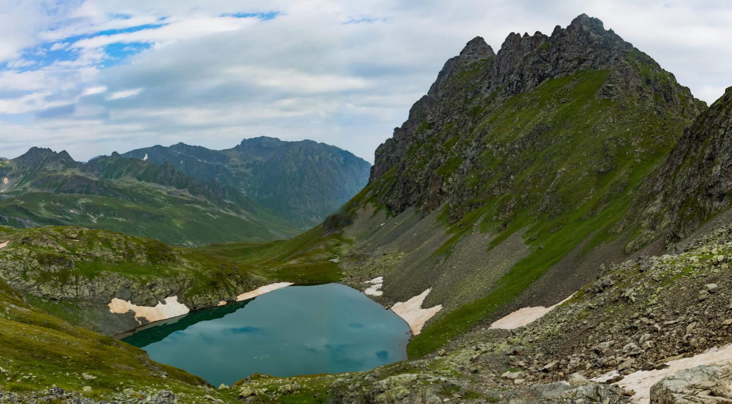 Озеро Подскальное
