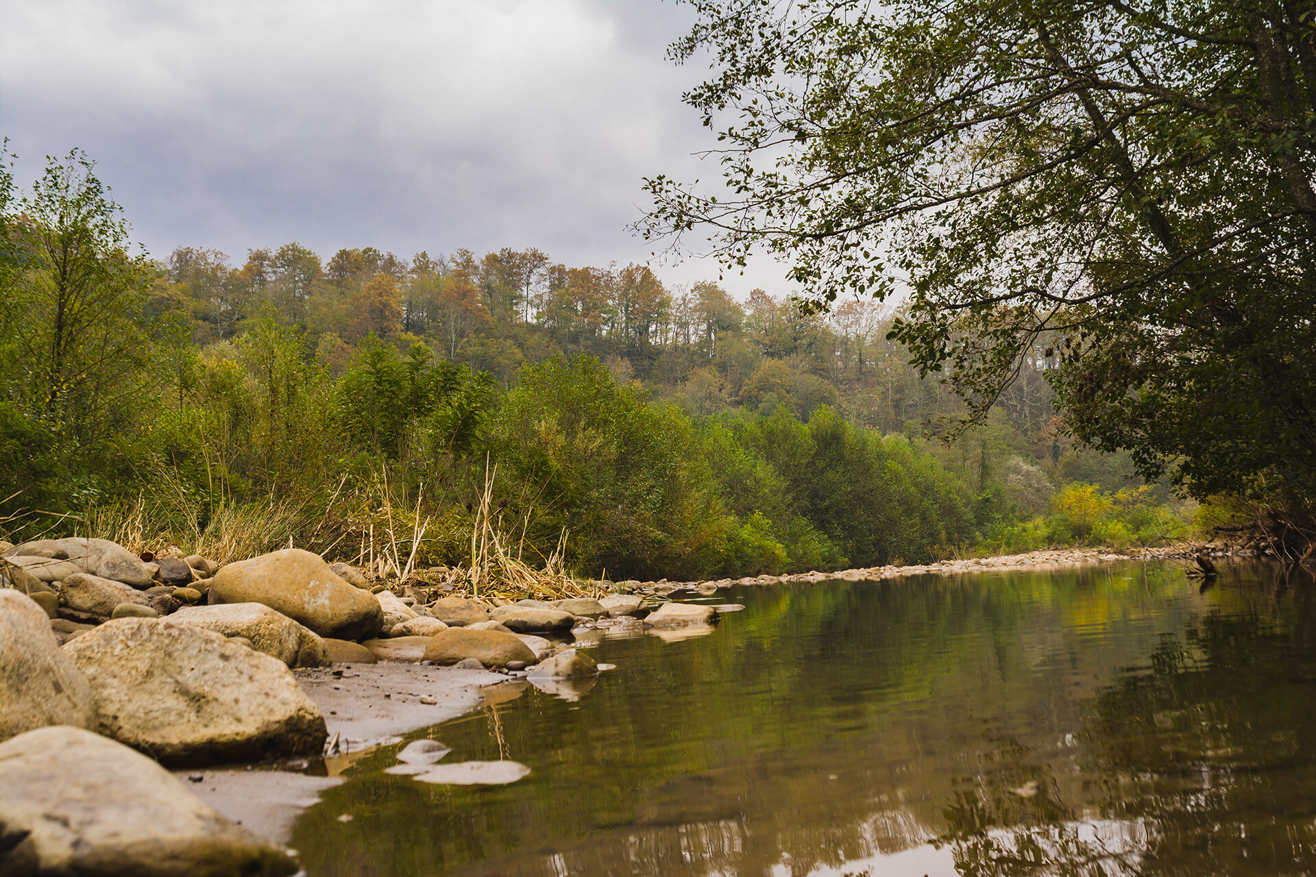 Река Пшенахо