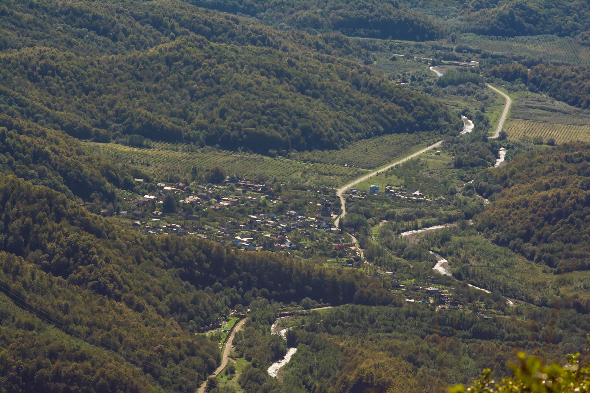 Село Анастасиевка