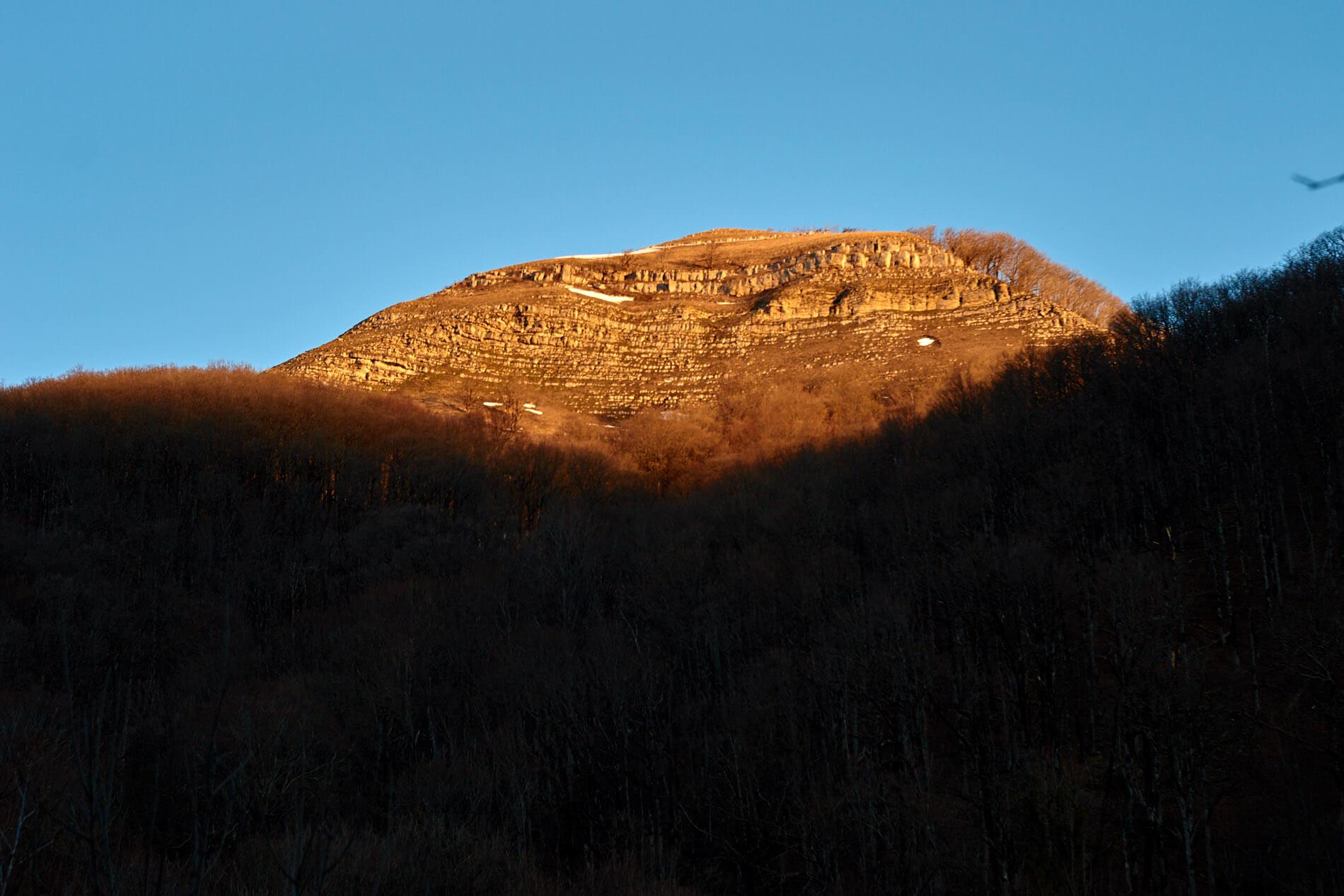 Гора Большое Псеушхо (Пеус)