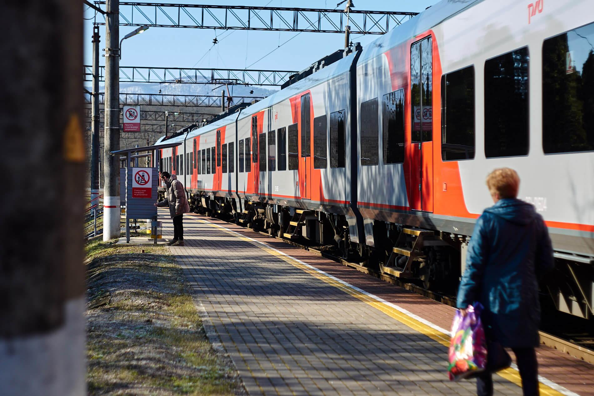 Станция Кирпичное
