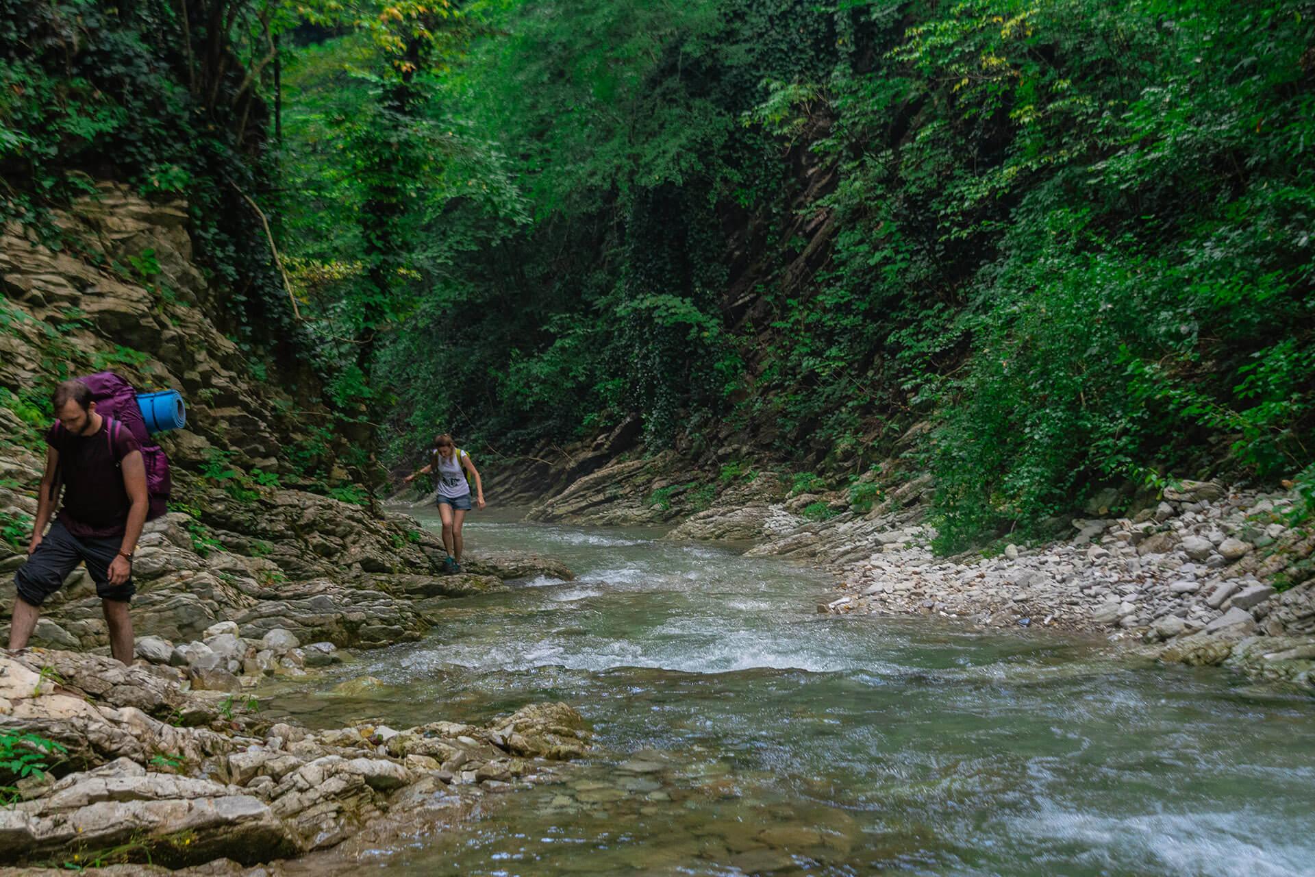 Река Таштай