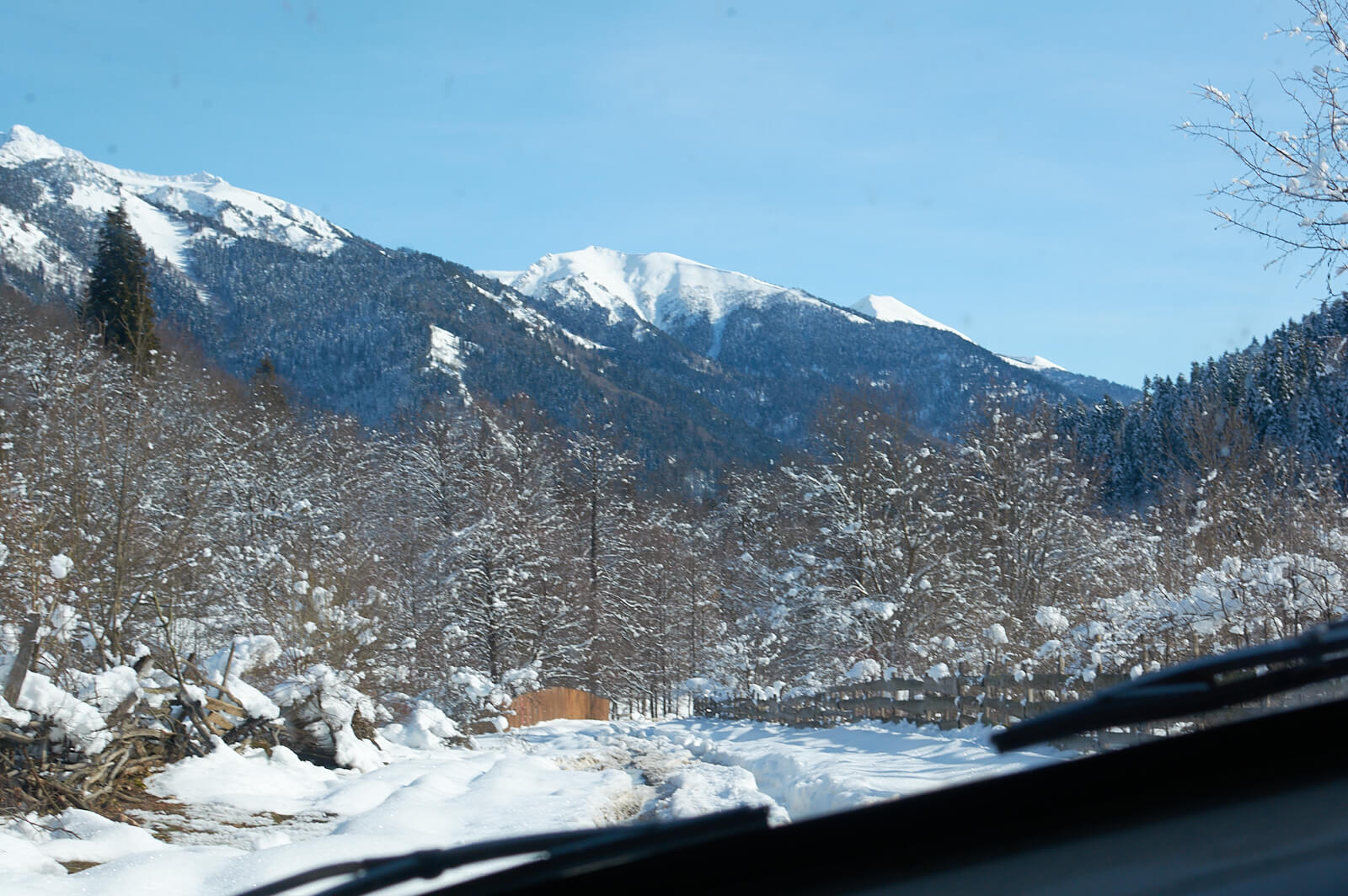 снегоступинг